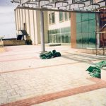Baskılı beton 1