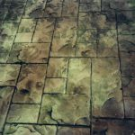 Baskılı beton 2