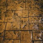 Baskılı beton 12