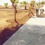 Rulo baskılı beton 1