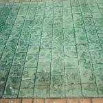 Rulo baskılı beton 2