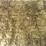 Rulo baskılı beton 5