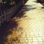 Rulo baskılı beton 6