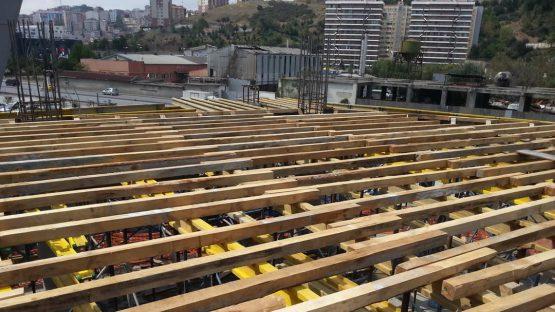 İçerenköy plaza inşaatı